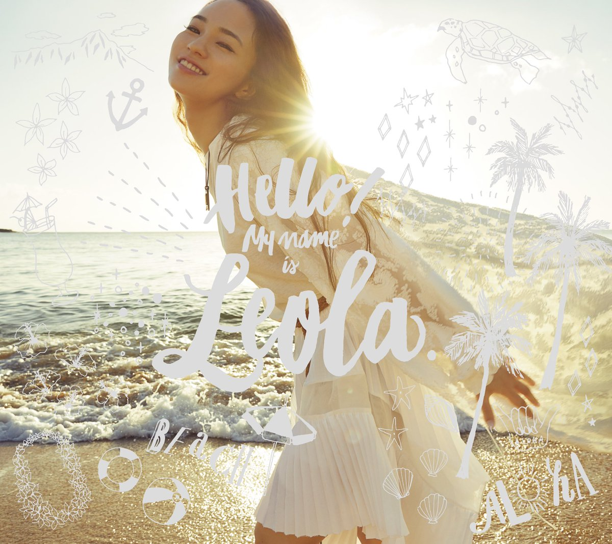 Leola Leola 1st Album「Hello! My name is Leola.」7/12 Release! 配信情報はこちら☞ https:// leola.lnk.to/hellomynameisleolaTA …