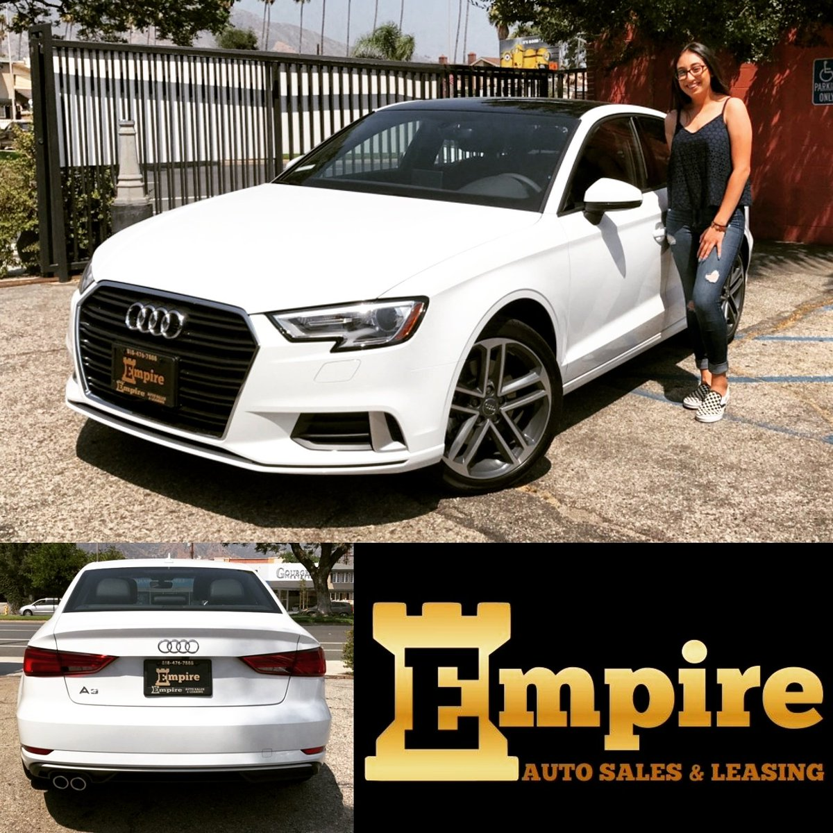 Empire Auto Sales >> Empire Auto Sales On Twitter Congratulations Cynthia On Your 2017