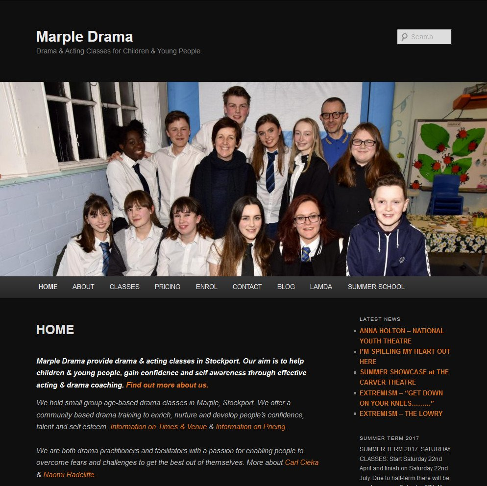 Marple Drama