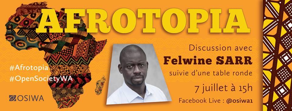 Afrotopia et Sociétés Ouvertes : quelles articulations ? Panel ce vendredi à 15 heures GMT, retransmis en live sur notre page Facebook ! https://t.co/0Rd3SG5L7i