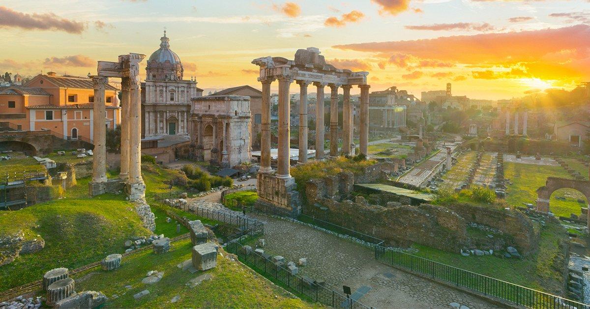 Visita #ROMA: il tuo soggiorno a 5 minuti a piedi dalla Basilica di San Pietro da 49€. https://t.co/xl5QNIyoIS #viaggiacongroupaliaitalia https://t.co/zJ8a4vDR0Y