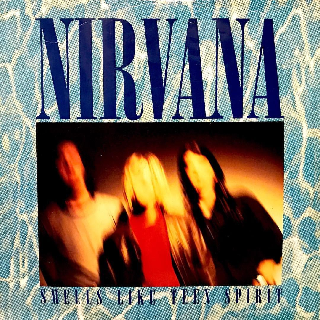 Nirvana teen spirit intro fake