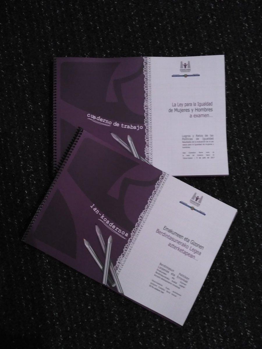 Evaluación de la Ley para la igualdad de mujeres y hombres en la Comunidad Autónoma del País Vasco #LeyIgualdad #BerdintasunLegea