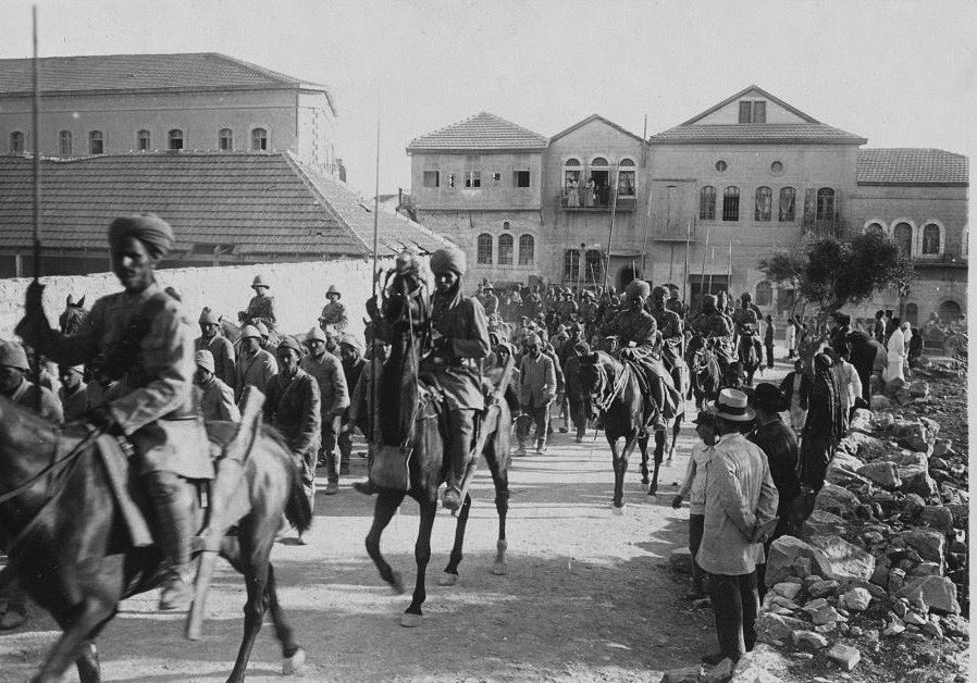 Remembering the #Indian soldiers who helped liberate #Jerusalem 100 years ago-- https://t.co/yH3i7jSYb7