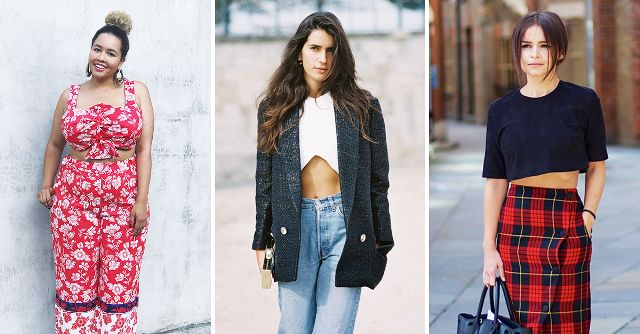 How Every Body Type Can Pull Off a Crop Top