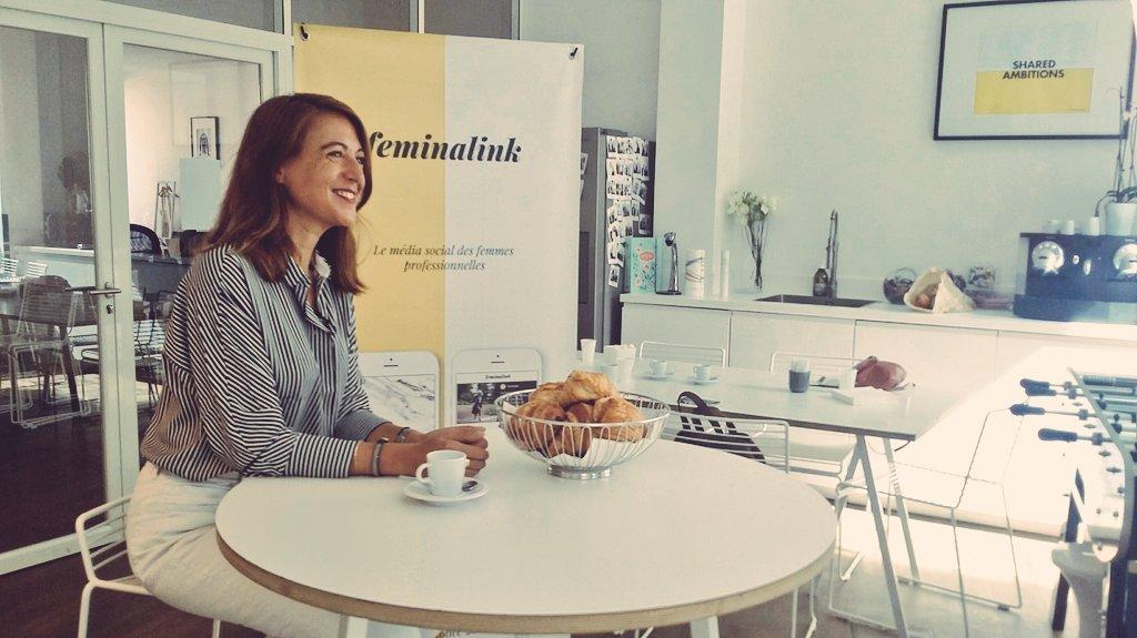 Interview de @ServaneParis @cocacolafr ce matin @Feminalink #UnCaféAvec  #interview #intrapreneurE #entrepreneurE<br>http://pic.twitter.com/DIEBCNFilD