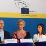 EU important for trade & mobility. Social pillar has promising goals but wrong toolkit says Carola Lemne @svenaringsliv #EUiAlmedalen