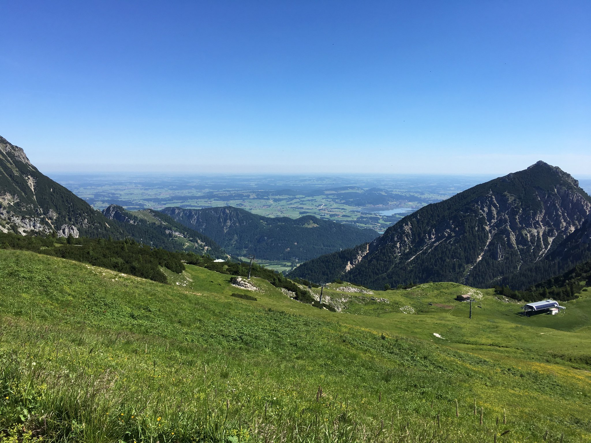 Thumbnail for Tannheimer Tal im Juli