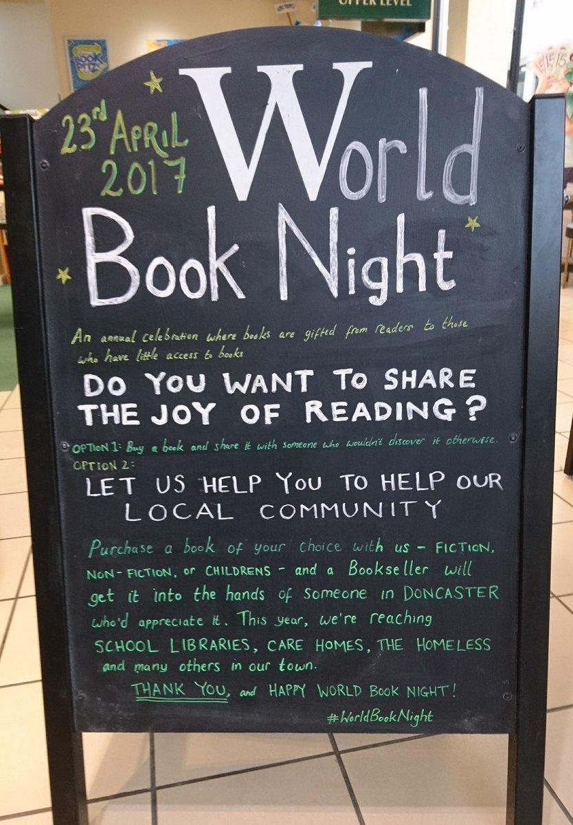 world book night uk worldbooknight twitter