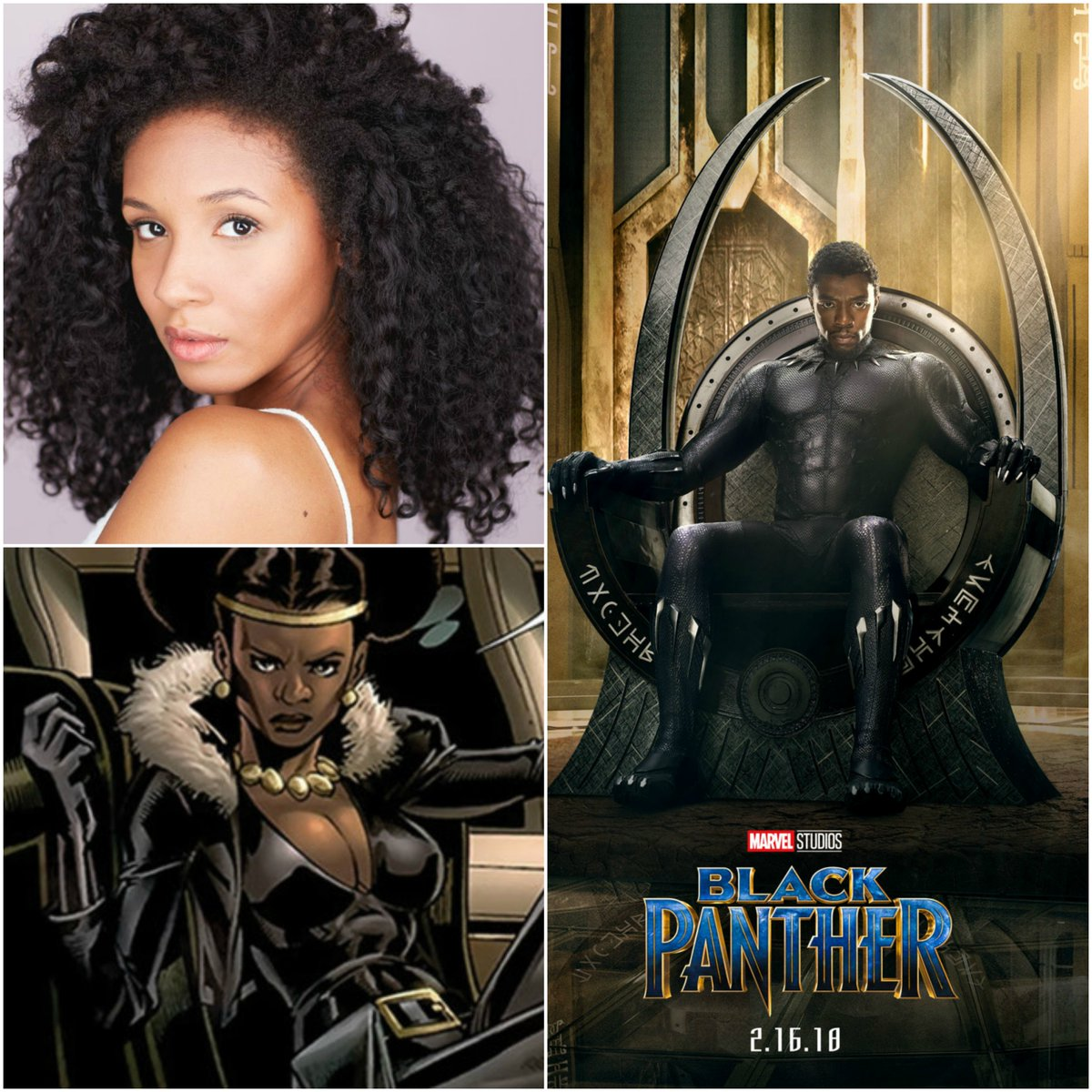Image result for Black Panther movies grabs Jimmy Cliff's daughter Nabiyah Be for role