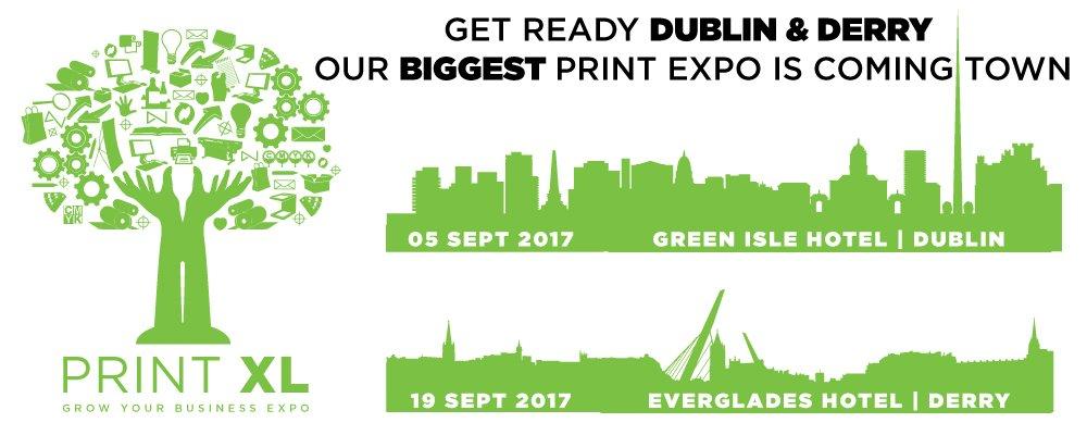 PrintXL Dublin Derry 2017