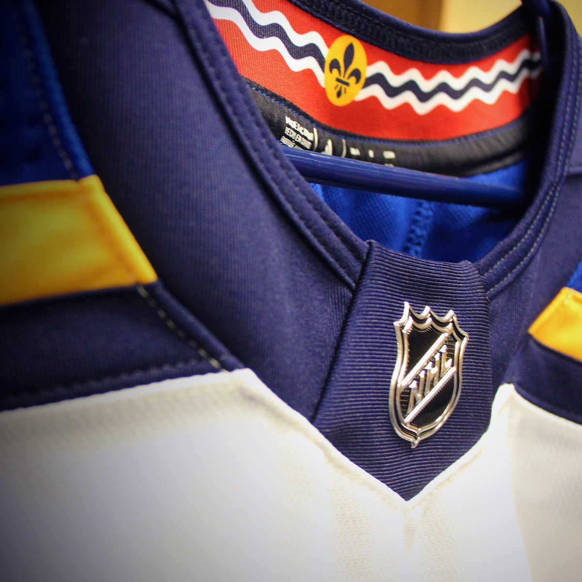 😍 @adidashockey #FormTheFuture #stlblues https://t.co/LsghqUQa7l