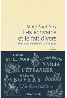 Minh Tran Huy présente son livre  « Les écrivains et le fait divers » #BibliothèqueMedicis #VendrediLecture