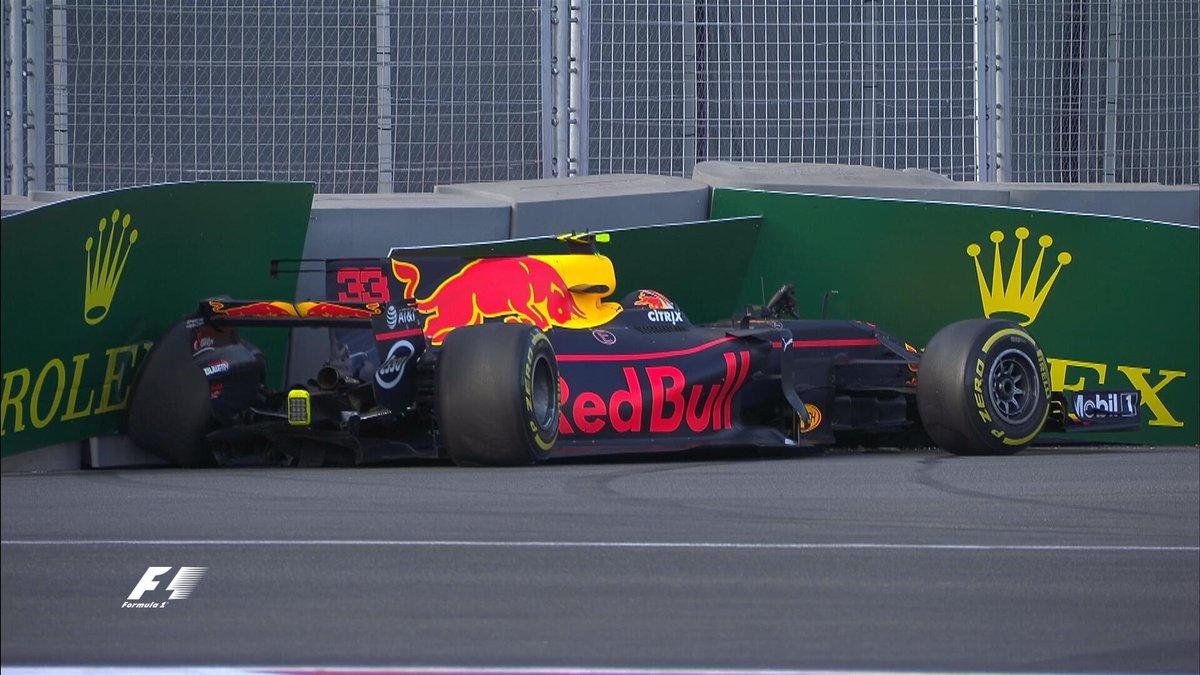 F1 Baku, Verstappen: