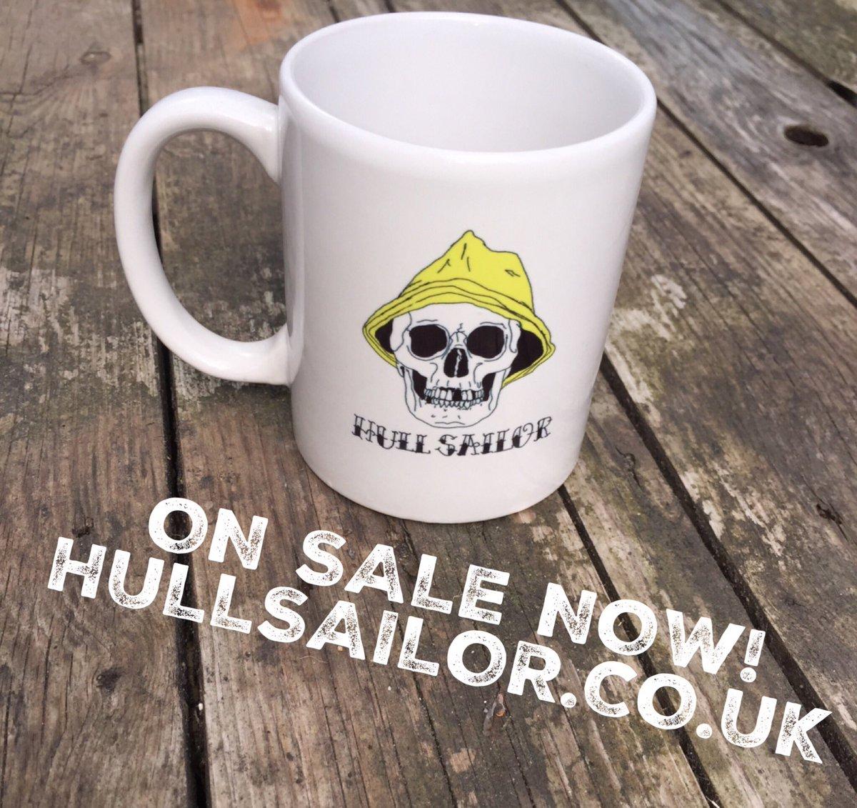 Hull Sailor mugs available now at  http:// HULLSAILOR.CO.UK  &nbsp;   #hull2017 #fisher #pirate #pinup #SkullandBones<br>http://pic.twitter.com/hsOXM29YuS