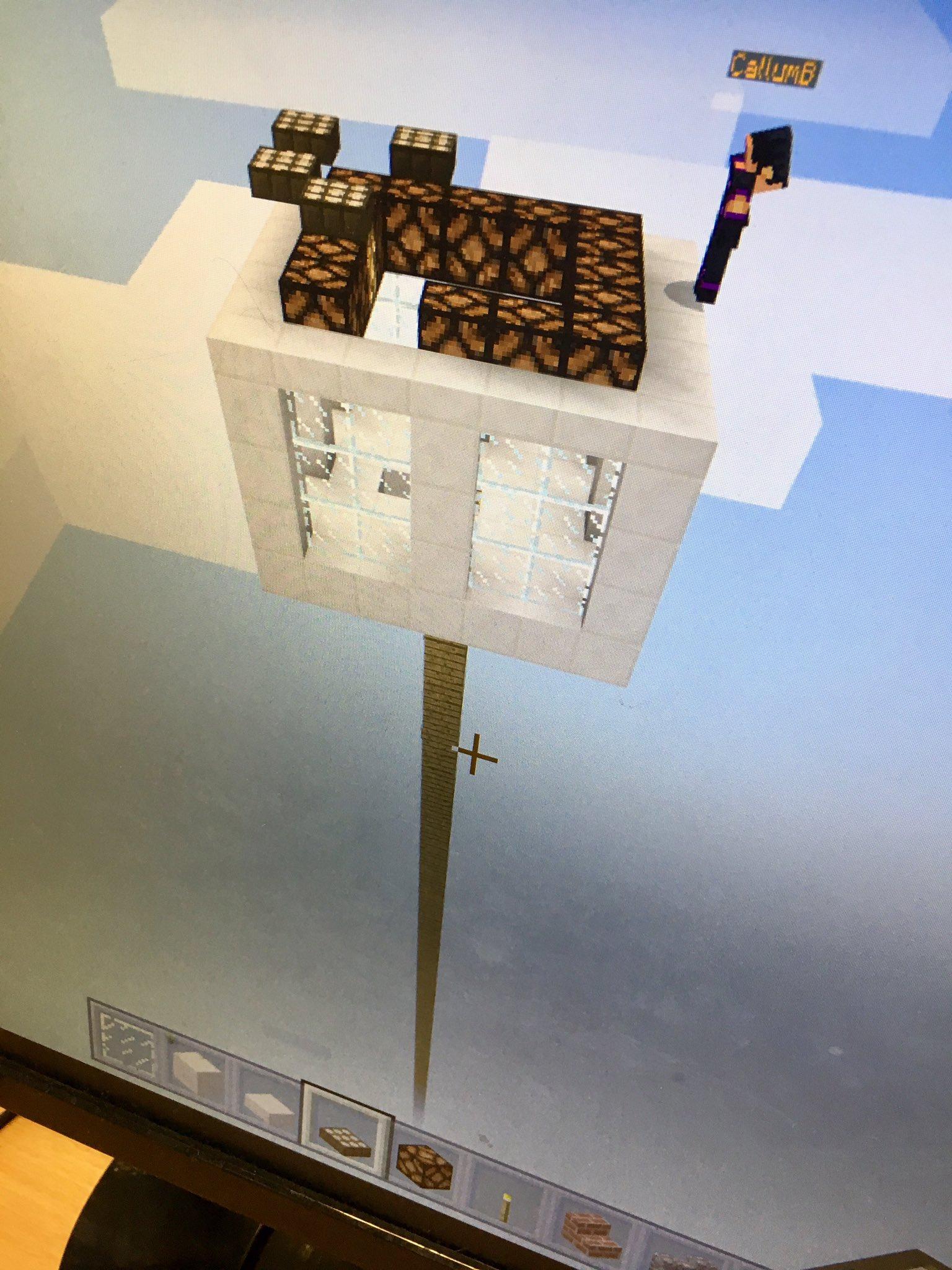 "Castleford Academy Computing Department on Twitter: ""Minecraft"