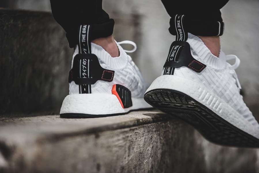 Boost Links On Twitter Live Via Ubiq Adidas Nmd R2 Pk White