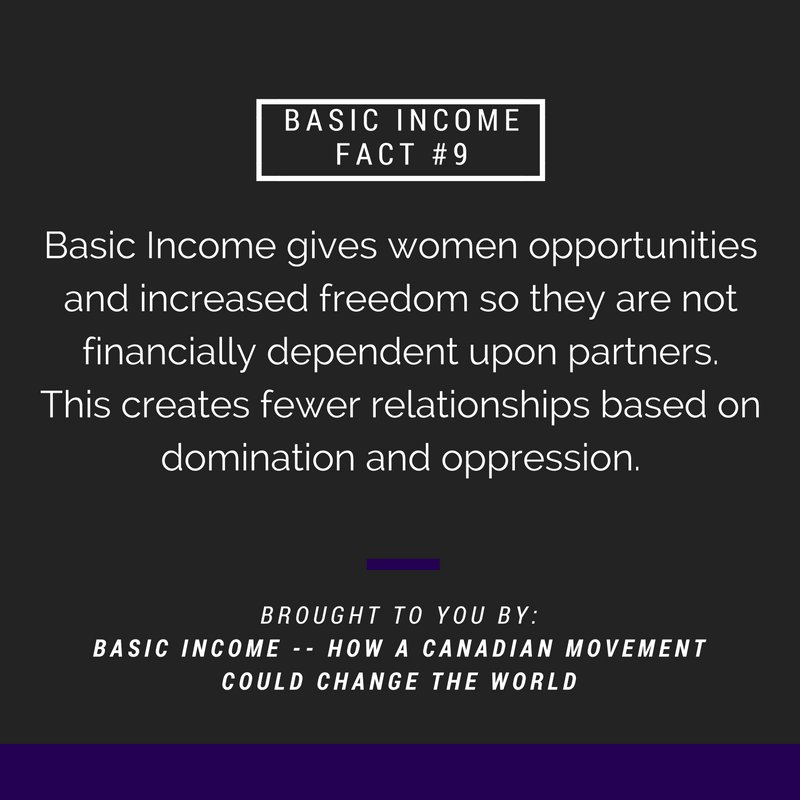 Basic Income helps women! More@  http:// amzn.to/2hAT7mI  &nbsp;     #basicincome #poverty #onpoli #cdnpoli #Children #gender #women #domesticviolence<br>http://pic.twitter.com/4qyBs8DDUk