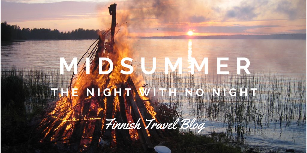 #Midsummer in #Finland - the night with no night:  http:// ow.ly/TaEm30cNGmU  &nbsp;   via @FinnTravelBlog #travel #Juhannus<br>http://pic.twitter.com/NHmWUp9J88