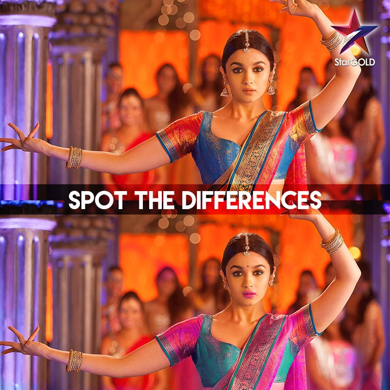 Iss picture mein hain teen differences! Kya aap inhe dhoondh paoge? Re...
