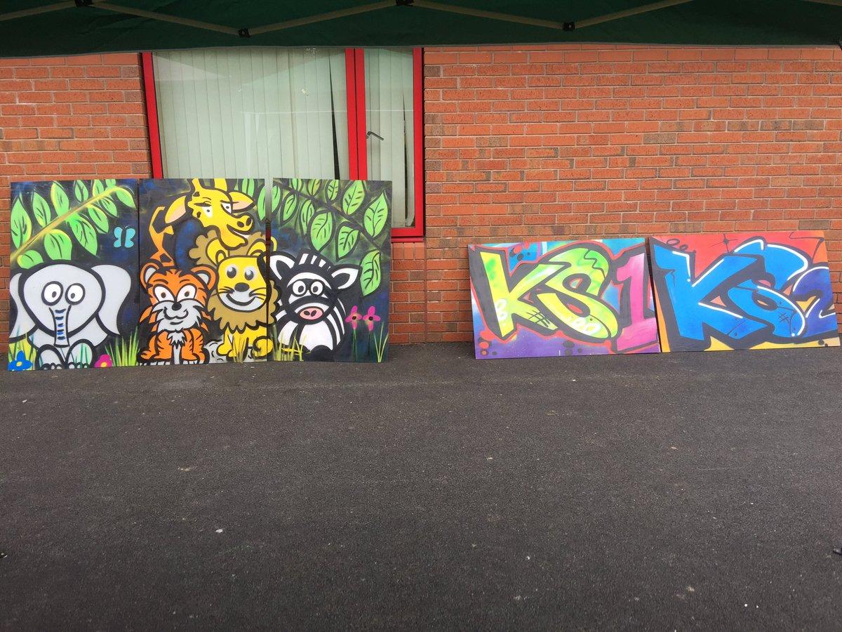 Graffiti stars on twitter thank you so much ks1