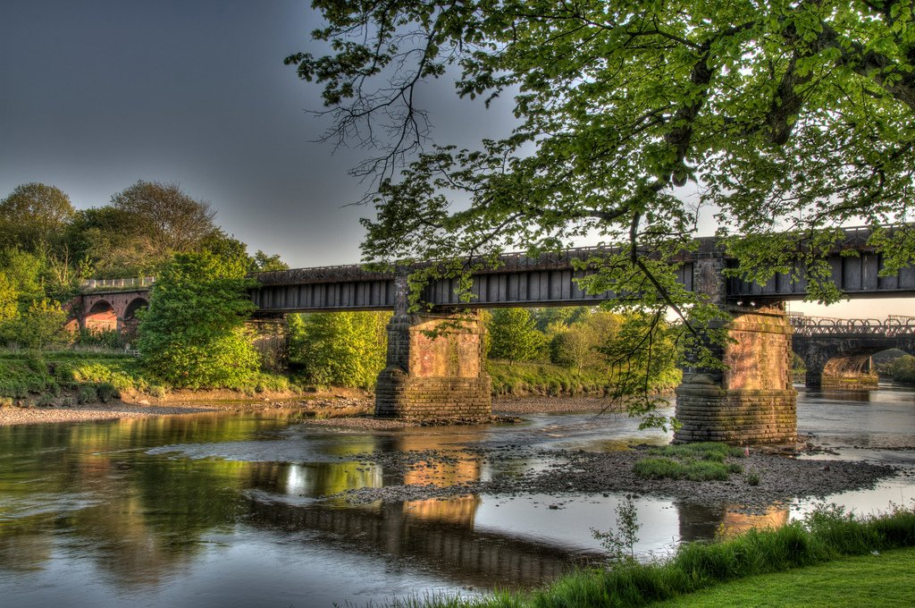Lovely Views :) #Preston #Lancashire #NorthWest #PrestonHour https://t...