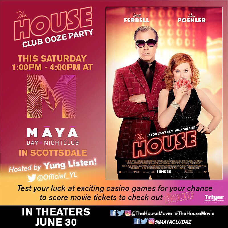 Hey @HouseMovie I need your help spreading the word to let #ARIZONA know about the Major #clubooze #party at @MayaClubAZ  this weekend<br>http://pic.twitter.com/dJCeUdI8em