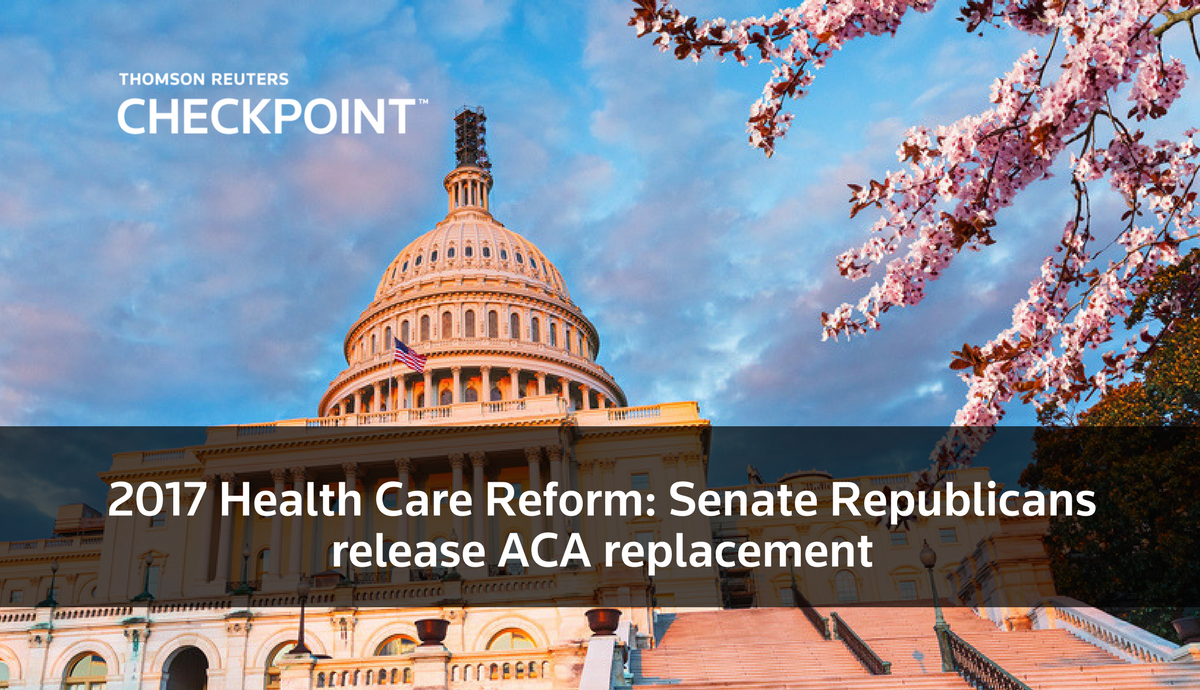 "#Senators released a highly anticipated ""discussion draft"" summarizing their plan to replace #Obamacare  http:// bit.ly/2t2Pley  &nbsp;  <br>http://pic.twitter.com/mQwddWecG5"