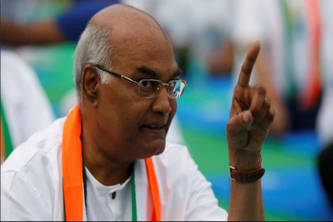 #PresidentialElection2017: #RamNathKovind to go on nation-wide tour from June 25 https://t.co/CBR3mqJj2M