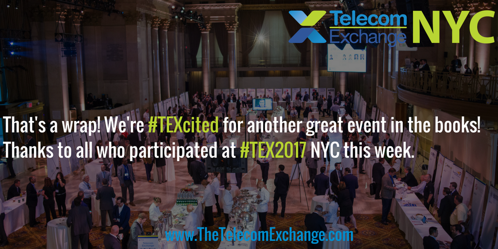 Cheers to another great #TEX! Thank you all for being part of #TEX2017 #NYC this week. We&#39;re looking forward to #TEX2017 #LA in November. <br>http://pic.twitter.com/rFjVogS4lc
