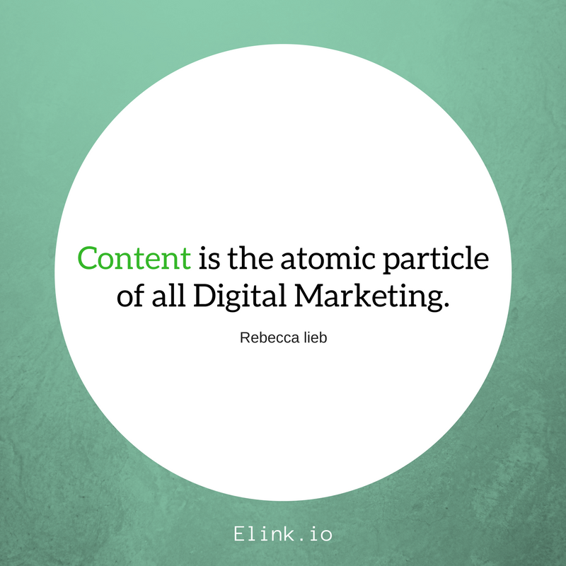 """""""Content is the atomic particle of all digital marketing."""" ~Rebecca Lieb  #content #marketing #smm #bloggers #marketers #quotes<br>http://pic.twitter.com/XP6hfy19Bb"""