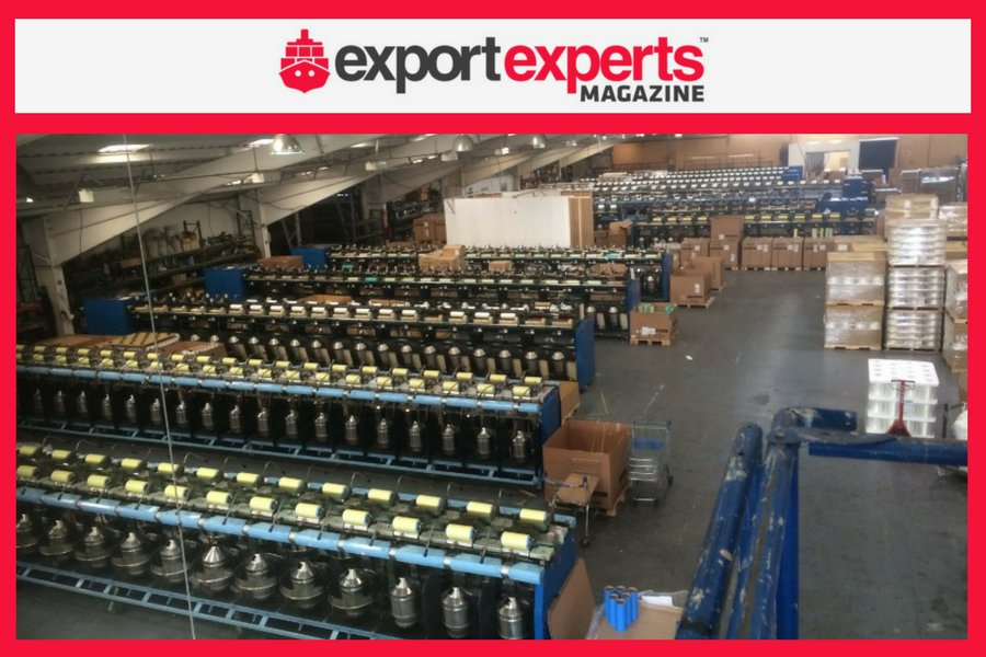 #Yarn Processing Expert Weaves Aid into #Manufacturing Growth  #UKmanufacturing #Relaunch #Manufacturers  http:// snip.ly/9u80h  &nbsp;  <br>http://pic.twitter.com/iIjW6swMBa