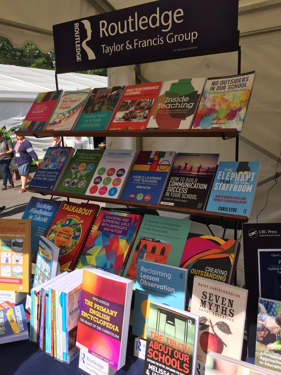 Great to see our book on stand at #educationfest #communication @Fit2Communicate @KarenD72<br>http://pic.twitter.com/8cGGsUs3do