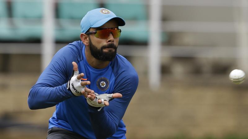 Team India doesn't need coach if Virat Kohli thinks he is boss: Erapalli Prasanna  Read: https://t.co/Q9OQuC7M6G
