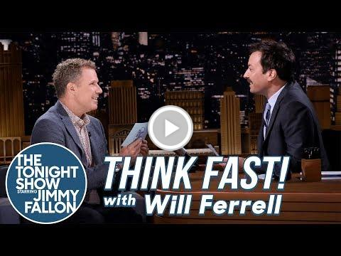 Think Fast! with Will Ferrell https://t.co/riVEzTibO4 #firefan #NFL #s...