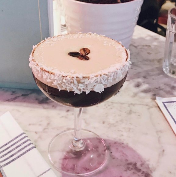 &quot;Every Friday should start with a coconut espresso martini&quot; : : hannahlayford #regram <br>http://pic.twitter.com/7B0qPJ0raF