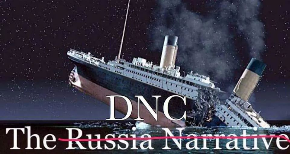 The #DNC Narrative.. Going Down Fast <br>http://pic.twitter.com/3YR8oPF7gW