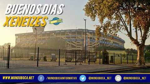 #BuenViernes Xeneizes  <br>http://pic.twitter.com/4YVKaGpXW7