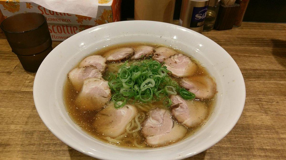 板橋駅、煮干し中華そば一剣、中華そば大盛(750円)+肉増し(150円)