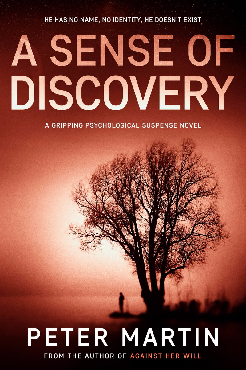#A SENSE OF DISCOVERY P MARTIN HIS MUM NEVER TOLD HIM WHY THEY NEVER HAD ANY MORE KIDS  http://amzn.to:80/2afL3Zh?1251332169=53913241 amzn.to/2afL3Zh?125133  &nbsp; …  #KU<br>http://pic.twitter.com/a0mO6MZfVP