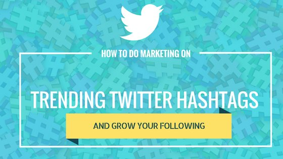 check how you can market yourself using trending hashtags on twitter  http:// buff.ly/2rUFY0z  &nbsp;   #SMM #growthhacking <br>http://pic.twitter.com/DPY0GFQSDs
