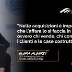 Elena Alberti, CFO & Managing Director di Penske Automotive Italy, a #ADDXV #quote