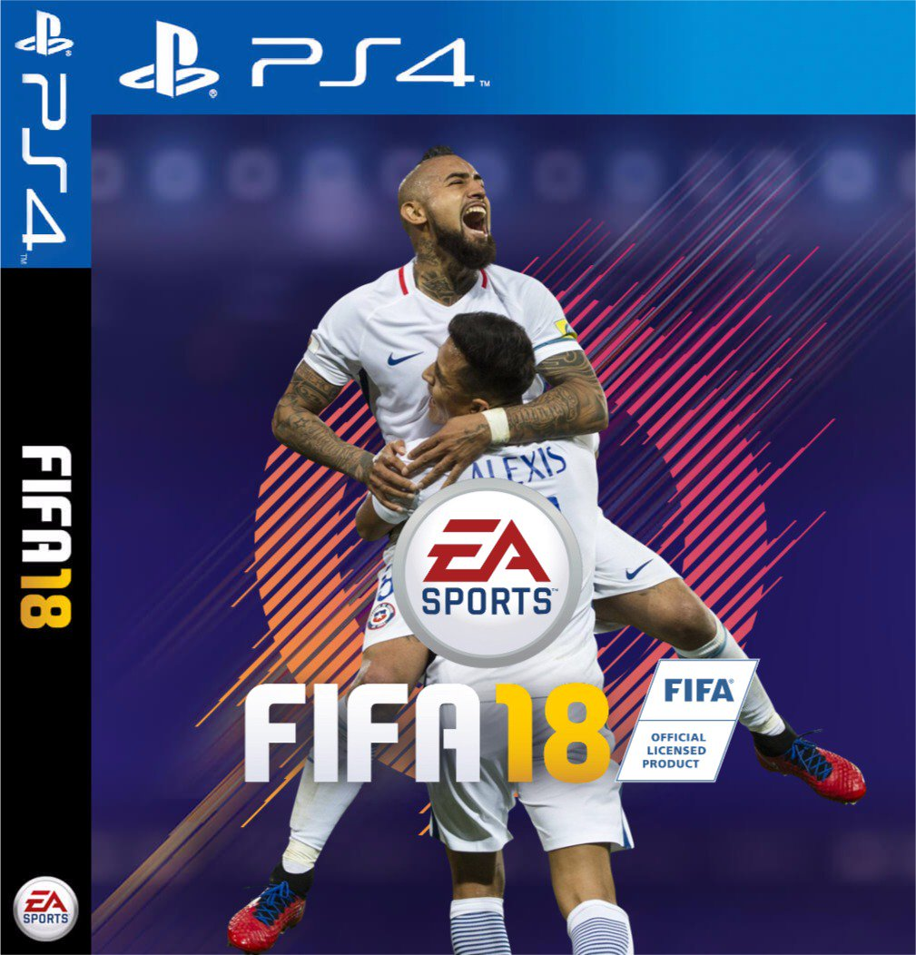 Footyrenders On Twitter Create Your Very Own Custom Fifa18 Fifa 18 Ps4 Cover For Free Using Our Generator Try It Out Https Tco Cenzvi1pxx Fut18