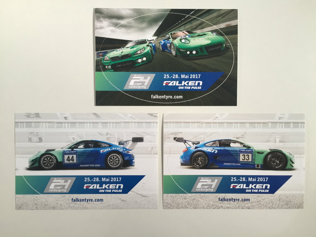 #Competition time! To get your hands on this #exclusive set of #Falken #N24 stickers RT and follow us! #win #prize #giveaway #contest<br>http://pic.twitter.com/qPzAiIPn7a