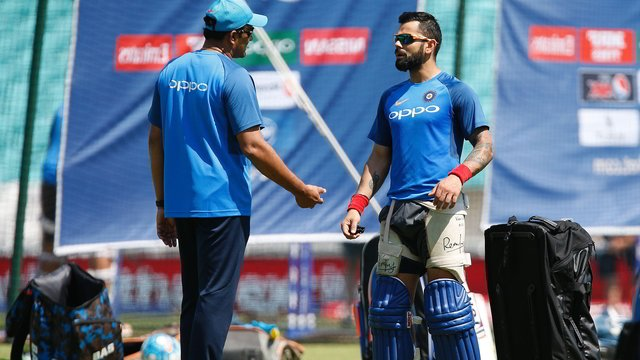 After Anil Kumble's ouster, BCCI official admits new coach must 'get along' with Virat Kohli https://t.co/f5DpTrZVnQ