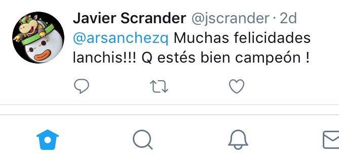 @arsanchezq @chakardi Ni las mías 😢 https://t.co/cSxgiPXk2E