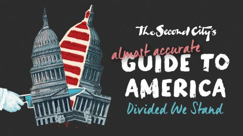 #COMEDY  Second City&#39;s Almost Accurate Guide to America: Divided We Stand @KenCen 6/17-8/13  @DCcomedy @PotomacLocal  http:// bit.ly/2ssaDj6  &nbsp;  <br>http://pic.twitter.com/mHBoZPh2Uu