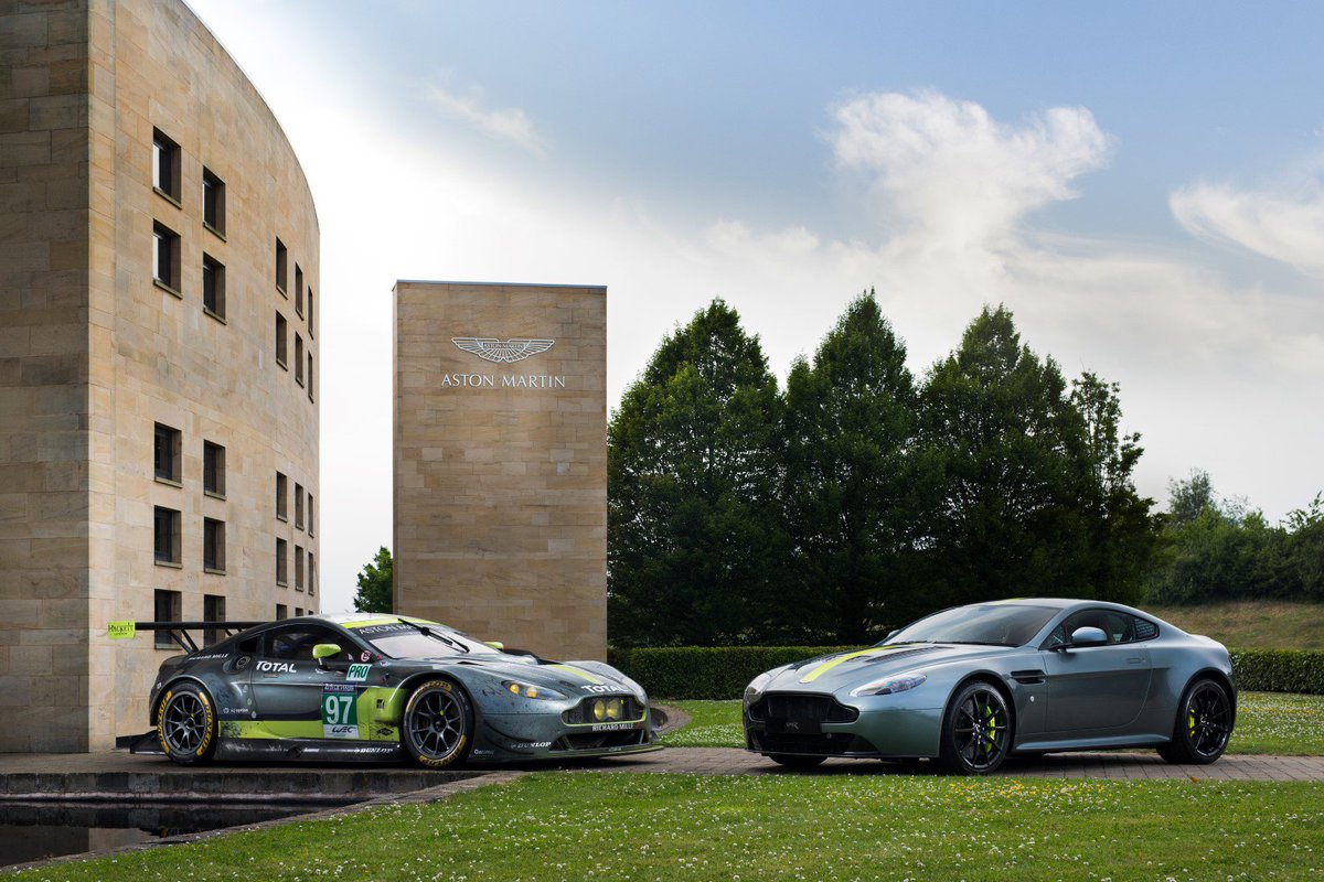 Aston Martin On Twitter The Champion Is Home A Heroic Return To