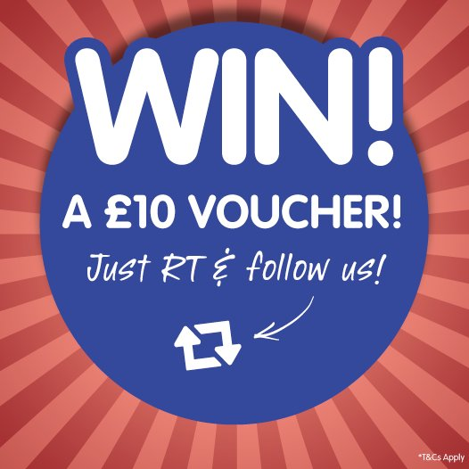 #COMPETITION TIME!  HAPPY #FRIYAY! RT this post &amp; FOLLOW us for a chance to WIN a £10 B&amp;M Voucher!  Competition ends 23:59 25/06/2017. <br>http://pic.twitter.com/gep97eRrMY