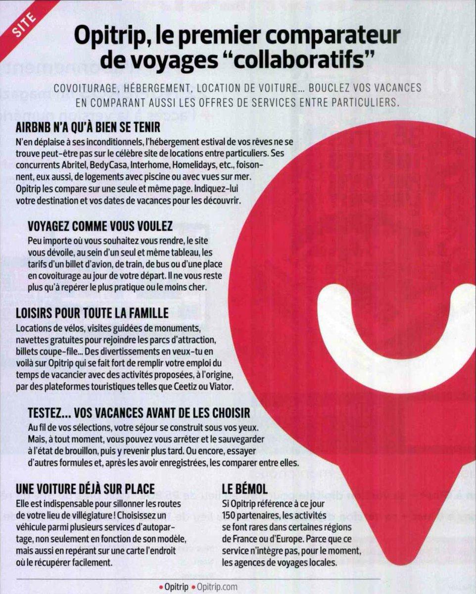 Opitrip On Twitter Merci 01Net Pour Leur Article Sur Dans Le Dernier Numro De Magazine